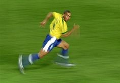 LEYENDAS DEL FÚTBOL. Ronaldo, Selección #Brasil.