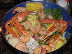 Seafood boil — Cooking Circuits