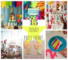 15 Trendiest Birthday Party Ideas for Kids | Disney Baby