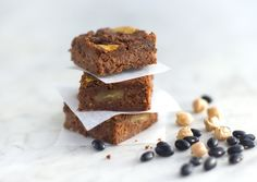 @Meredith Hopping some more dairy free desserts for you - brownies made with black beans