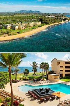 $139 -- Hawaii: Oceanview Room at Kauai Resort, Save 45%