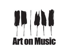 Art on Music logo. If the type was a little better this would rock.