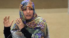 """Nobel Peace laureate Tawakkol Karman has donated her $500,000 in prize money to a fund for the wounded and the families of those killed in Yemen's uprising. """"This is my duty to the youths who sacrificed for change,"""" she said.   Read more here: http://www.cnn.com/2013/11/05/world/meast/yemen-nobel-laureate-donation/index.html?hpt=wo_c2"""