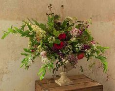 Launched in The British Flower School runs unique flower arranging and gardening courses that encourage you to see flowers with fresh eyes.