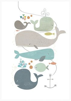 Prints for your little ones or those who are you at heart.