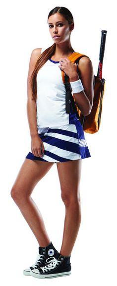 DUC Radar Women's Tennis Skirt at doittennis.com $37.99 #tennisskirt