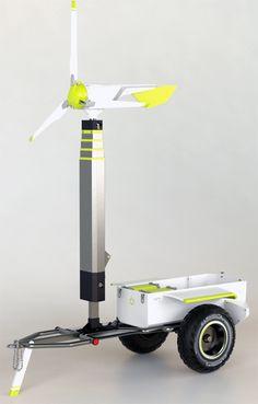 agro e.sustentable wind generator