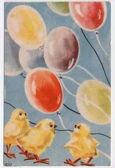 Nordic Thoughts Aina Stenberg Masolle vintage postcard