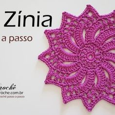 Tapete Simples – Apenas gráfico – Croche.com.br Crochet Motif, Irish Crochet, Crochet Flowers, Crochet Patterns, Zine, Crochet Embellishments, Diy And Crafts, Crochet Earrings, Blog