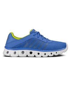 Ultramarine & Gold X- Lite Athleisure Running Shoe - Women
