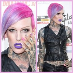 jeffree star's tattoos are to die for!!! see more here!
