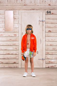 Kid's Wear - Dsquared2 SS 2015