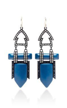 Hypnotic Earring by Lulu Frost for Preorder on Moda Operandi