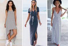 Verschillende maxi jurken allemaal voor slechts €14,95 | Maak gebruik van de mega korting! #zomer #style #jurken #korting