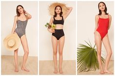 Reformation Swim 2018 Collection