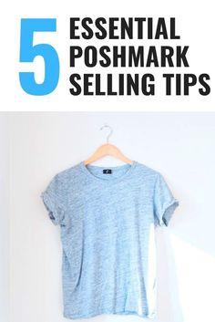 5 Poshmark Selling Tips to Maximize Profit  The best poshmark selling tips to help you maximize profit and boost sales. All the Poshmark tips you need on selling, pricing and marketing.  #poshmarktips #poshmark #poshmarkseller #poshmarkphototips #poshmarkpricingtips #poshmarkseo #sellingon #reselling #thriftingtips #howtosellon #shopping #onlineshopping #consignment #makingmoney #extramoney #extraincome #sidehustle #sideincome #sidegig #personalfinance #debtfreecommunity #be via @budgetxbabe