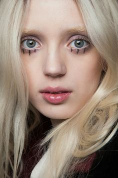 60's inspired eyes