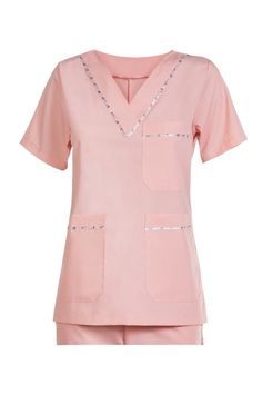 Cute Nursing Scrubs, Cute Scrubs, Scrubs Outfit, Scrubs Uniform, Scrub Suit Design, Scrubs Pattern, Stylish Scrubs, Mexican Outfit, Medical Scrubs