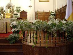 Barandilla iglesia del Corpus