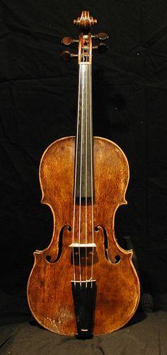 Violin by Sebastian Kloz Mittenwald, 1733...