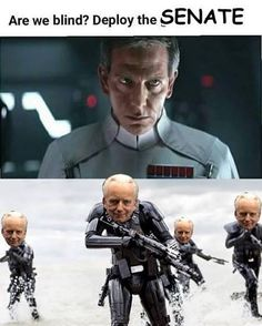Are we blind? Deploy the SENATE.