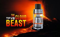 THE TFV8 CLOUD BEAST - SMOK® Being with you for all great vaping time!
