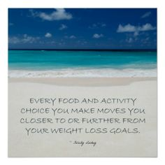 Weight Loss Motivation with Dieting #Quote: Beach Ready 06