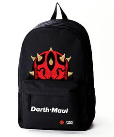 2014 sports backpack school bag fashion preppy style new must have marvel dc star wars darth maul fashion cool sexy geek $30.00