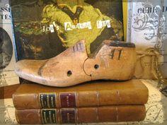 1950 USA 木鞋模