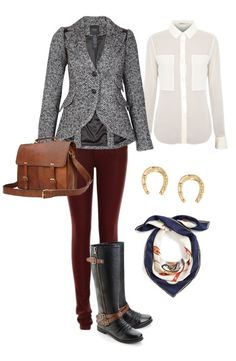Equestrian style Fall Outfit #clothesforwomen #nice #FallOutfit #Fall #Outfit #outfitideas #newfashion  www.2dayslook.com
