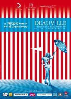 Festival du cinéma américain de Deauville - 31 août/9 septembre 2012  http://www.festival-deauville.com/DEV/index.php #cinema #normandie #deauville