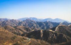 Where Earth Kisses Heaven- great wall of china 2627439 1280 - 20 Places where earth kisses heaven
