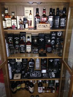 See some more of the growing Jack Daniels collection