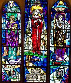 St. Gabinius, St. Suzanne and St. Caius   St. George Orthodox Church - Flint, Michigan