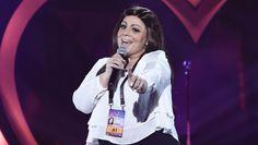 """Anna Book diskvalificeras från Melodifestivalen 2016. Hennes bidrag """"Himmel för två"""" har redan tävlat i Moldavien 2014. – Den här låten är diskvalificerad."""