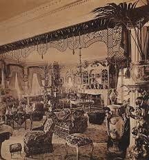 victorian interior design william morris - Google Search