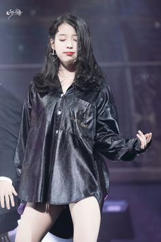 Korean Beauty Girls, Korean Celebrities, Actors & Actresses, Goth, Punk, Leather Jacket, Concert, People, Party Outfits