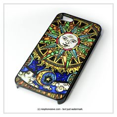 The Moon And Sun Lana Del Rey iPhone 4 4S 5 5S 5C 6 6 Plus , iPod 4 5  , Samsung Galaxy S3 S4 S5 Note 3 Note 4 , and HTC One X M7 M8 Case
