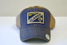 TRUCKER HAT BLUE