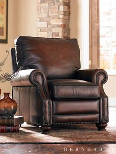 Living Room Furniture, Radford Recliner, Living Room Furniture | Havertys Furniture