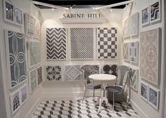 Cement Tile by Sabine Hill. Exclusively At All Natural Stone | All Natural Stone