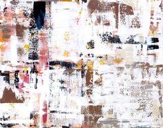 """Saatchi Art Artist Marine Arragain; Painting, """"I 3"""" #art"""