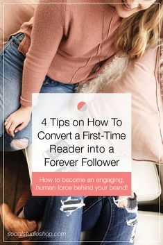 You've been working on growing your social or blog following, but you're still not seeing any conversions. Here are a few actionable steps you can take to turn your first time readers into active, loyal followers. Click through to read out best tips and get those conversions!
