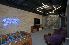 4ED, 4ED inspira, interiores, escritório, twitter no brasil