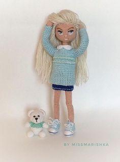 Коллекция кукол тайваньской мастерицы<br><br>http://instagram.com/gomi_chen