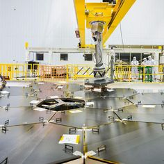 The 18th and final primary mirror segment has been installed on what will be the biggest and most powerful space telescope ever launched. The final mirror installation last week in a Class 10,000 cleanroom at NASA's Goddard Space Flight Center in Greenbelt, Md. marks an important milestone in the assembly of the agency's James Webb Space Telescope.