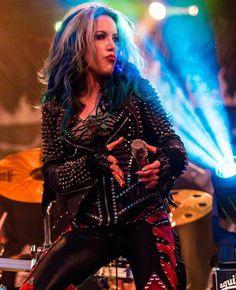Heavy Rock, Heavy Metal, Angela Gossow, The Agonist, Alissa White, Arch Enemy, Metal Girl, Goddesses, Wilderness