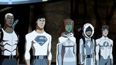 Season 1 Episode 20 Coldhearted: The Team receiving their next mission from Batman
