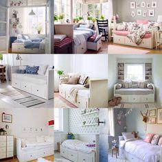 Ikea hemnes bed inspirations