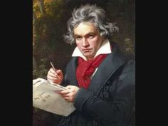 Ludwig Van Beethoven - Symphony No. 9, 4th Movement...love this guy